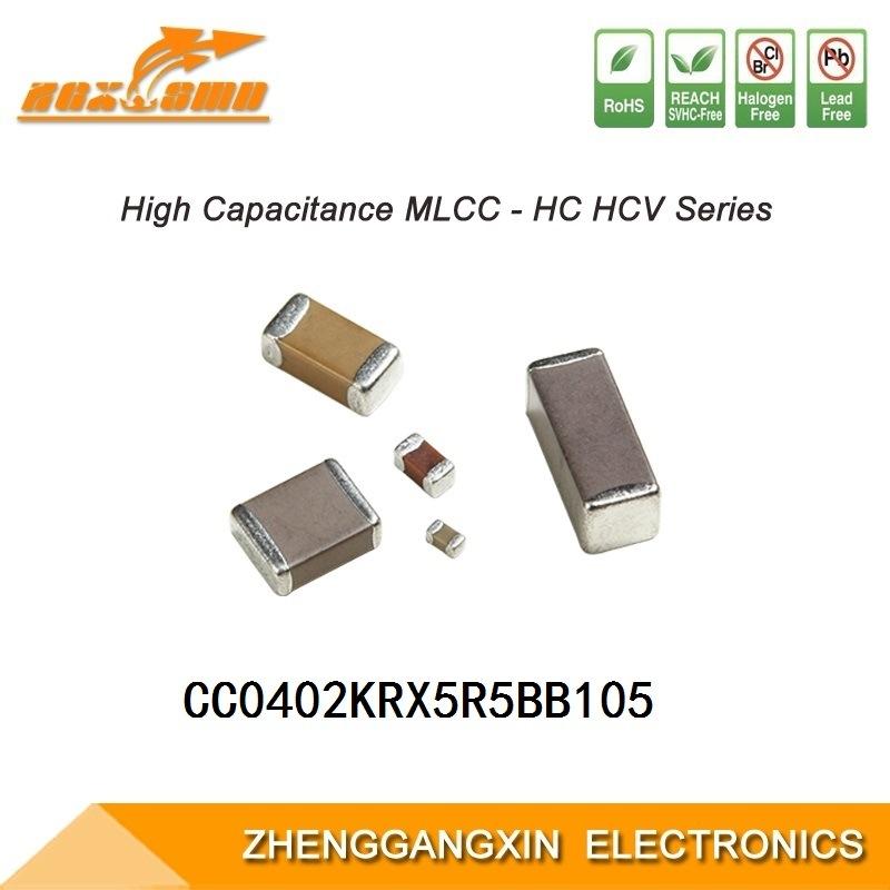 iPhone iPad CAP CER 10UF 10V X5R 0402