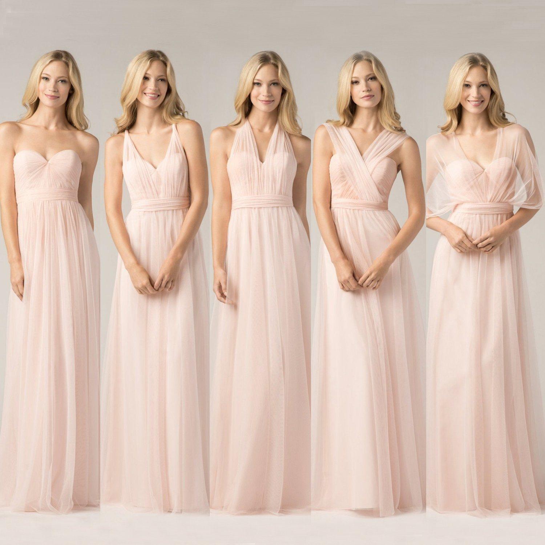 China Convertible Bridesmaid Dresses Custom Tulle Empire Bridesmaid Dress Lb923 China Bridesmaid Dress And Evening Dress Price