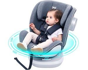 Portable Travel Baby Car Seat