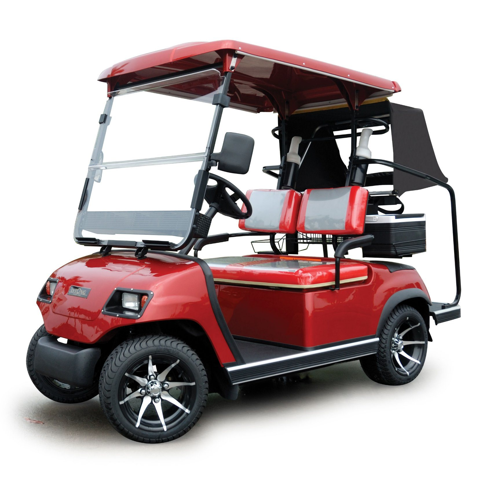 Hot Sale Ce-Approved 2 Seater Electric Golf Car pictures & photos