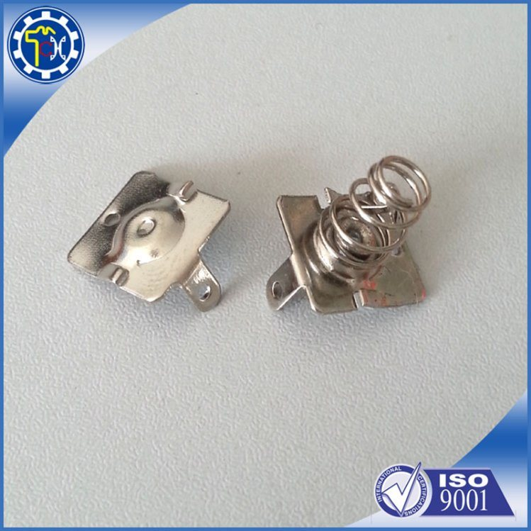 China Manufacturer Nickel Plated Carbon Steel AAA Battery Coill ...