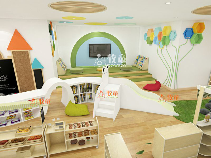 China Early Childhood Eductaional Kids