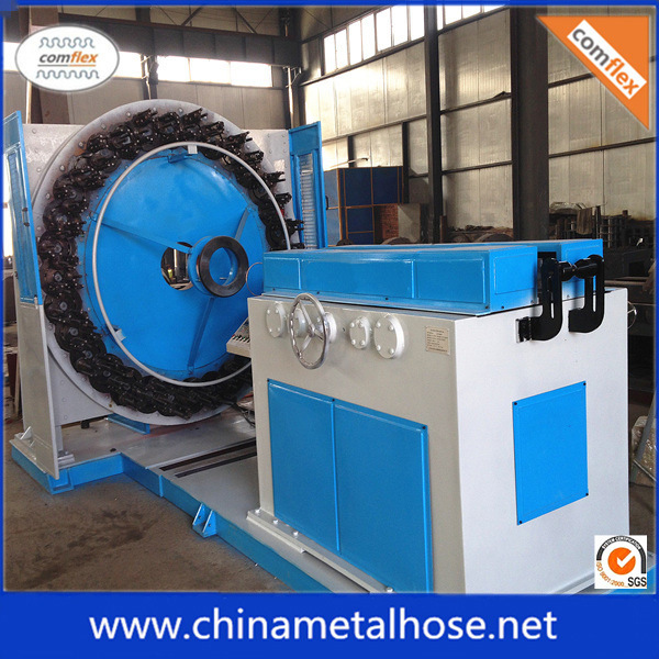 China Stainless Steel Hose Wire Braid Machine - China Wire Braided ...