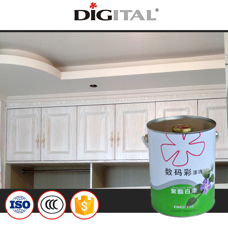 Manufactory factory polyester paints