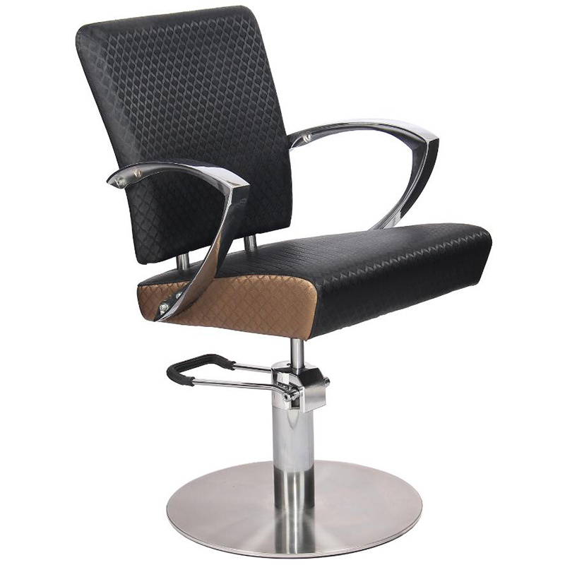 China Grid Leather Barber Styling Chair Salon Beauty Hairdressing Chair - China Styling Chair Styling Barber Chair  sc 1 st  Guangzhou Mine-Will Equipment .Ltd & China Grid Leather Barber Styling Chair Salon Beauty Hairdressing ...