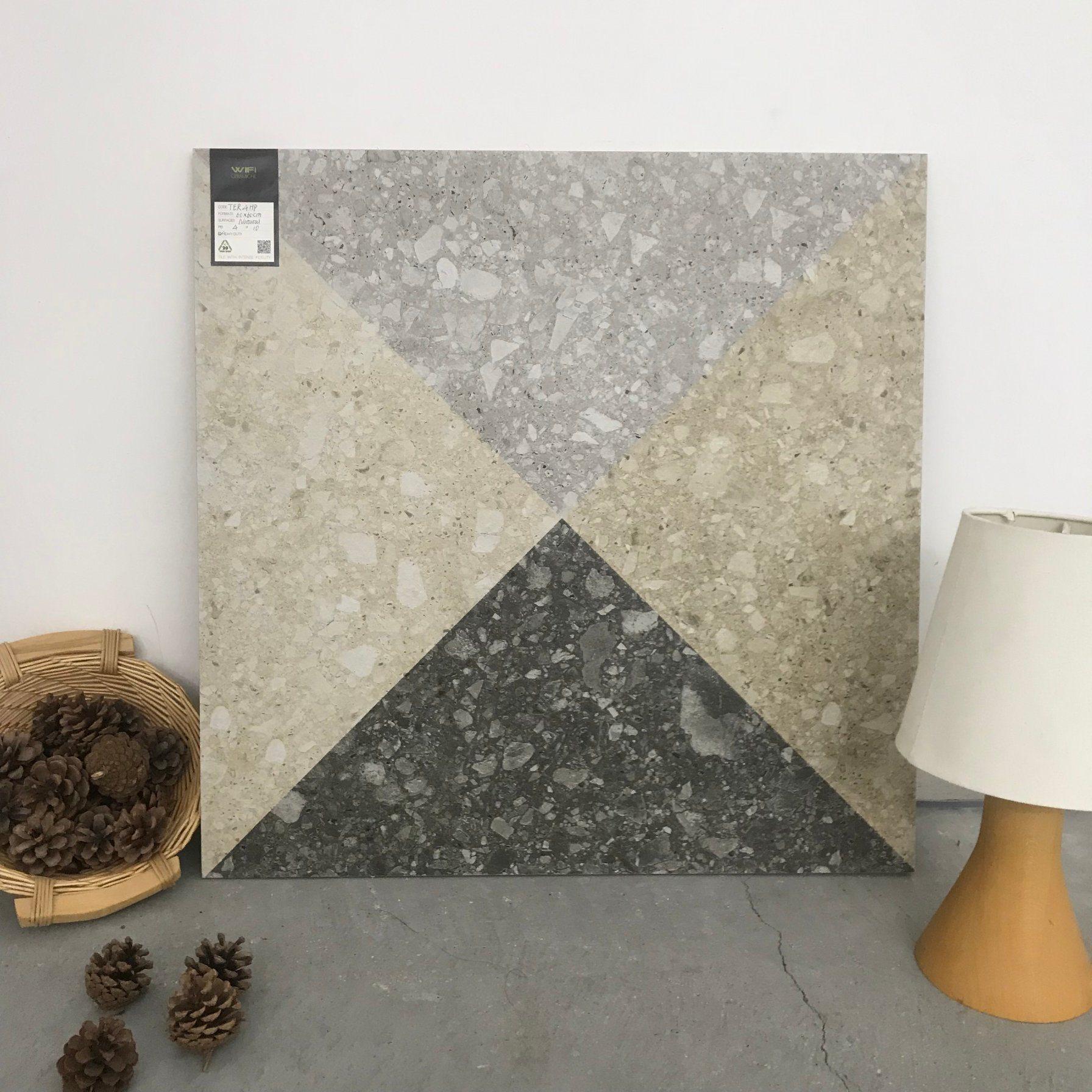 China 600x600mm Flooring Tile Building Materials Ceramic Tile
