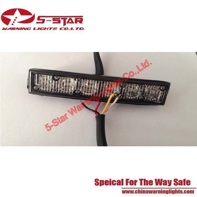 3W LED Grille Strobe Flashing Emergency Warning Light pictures & photos