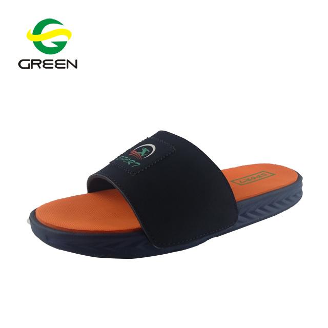 ec382521e471 China Supplier Men Slide Slipper Factory EVA Indoor Slipper Sandals - China  EVA Slipper