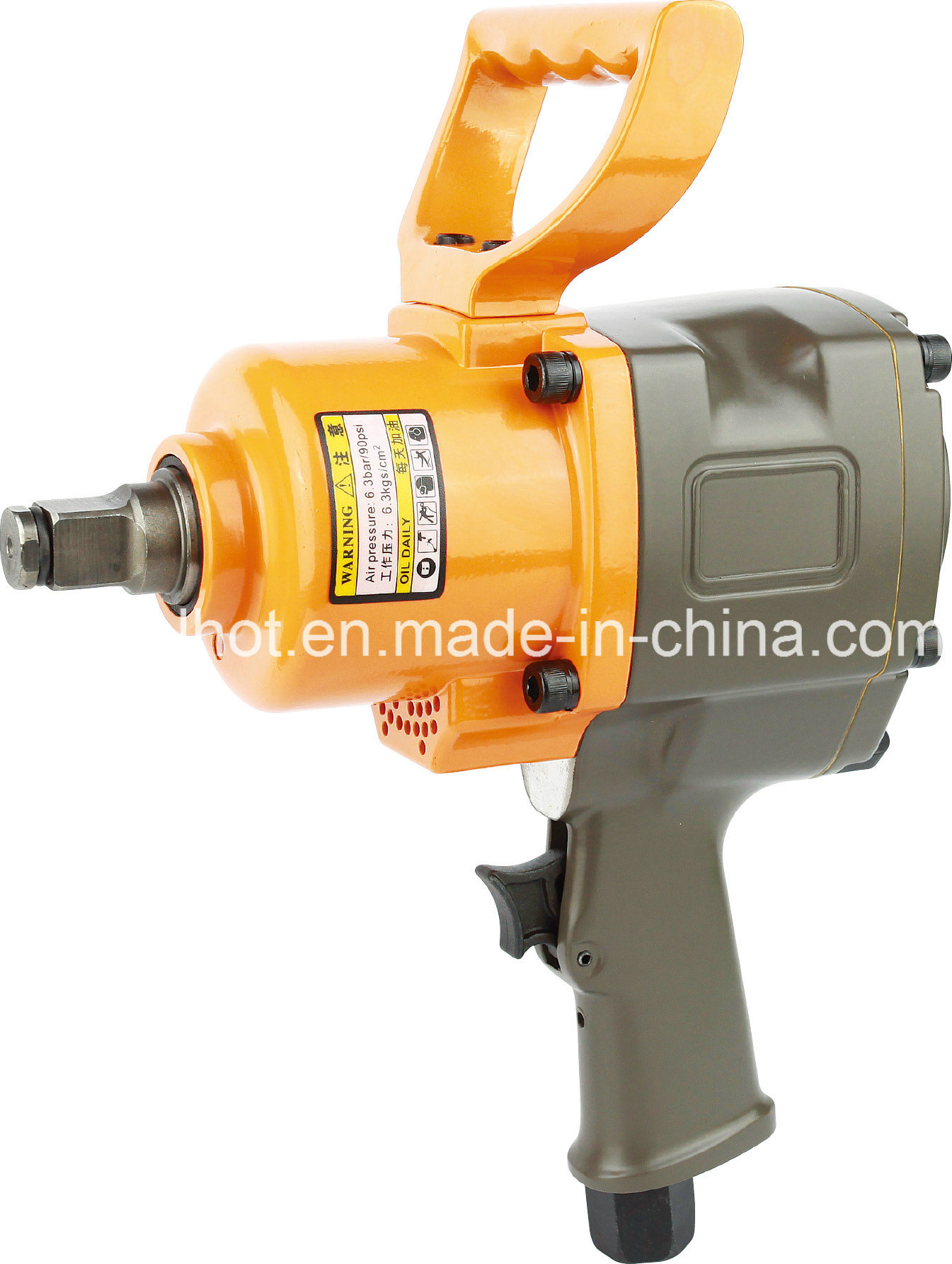 Air Impact Wrench (3/4′′)