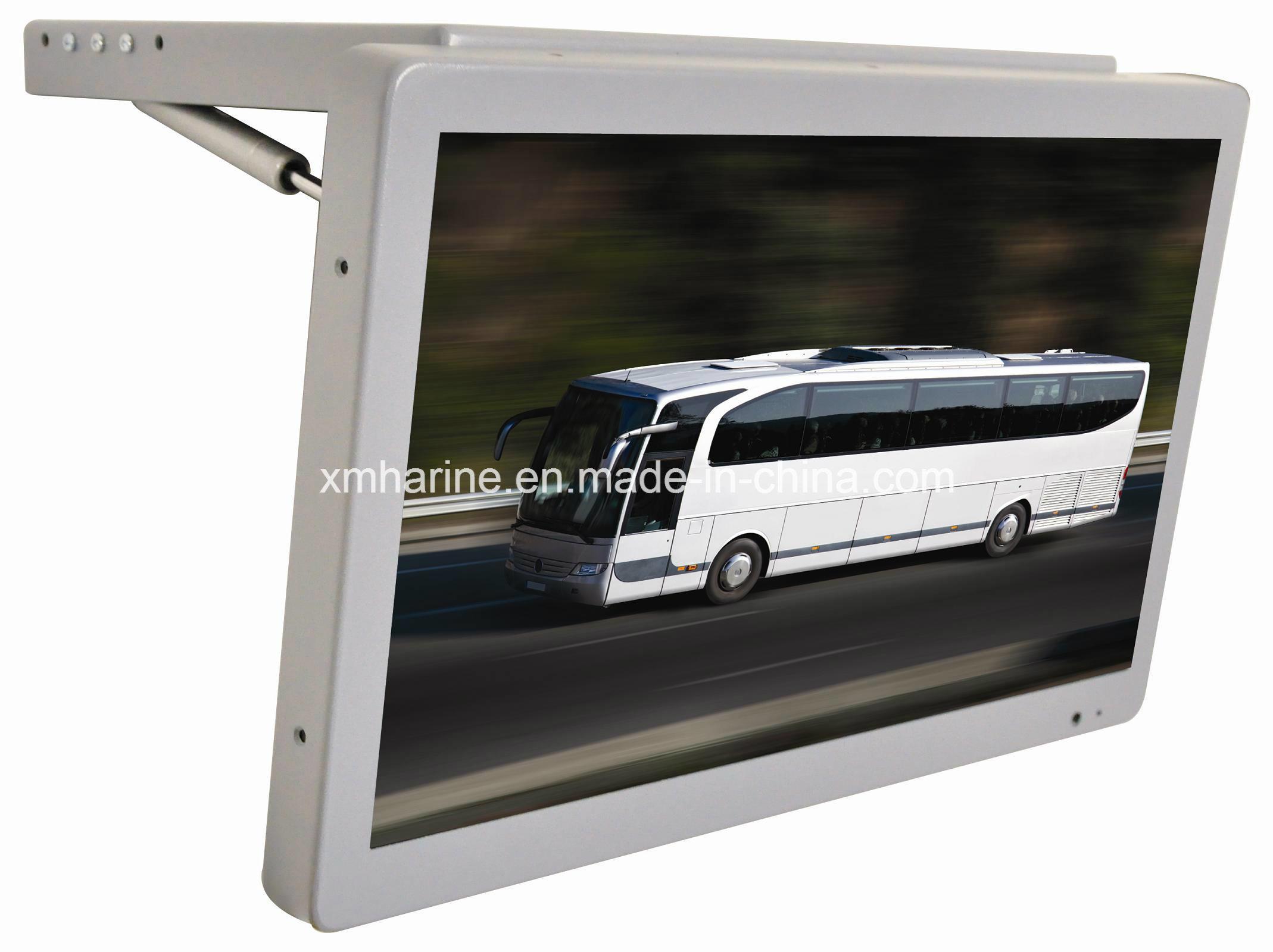 China 17′′ Manual Bus Car TFT LCD Display Monitor - China Monitor, LCD  Monitor