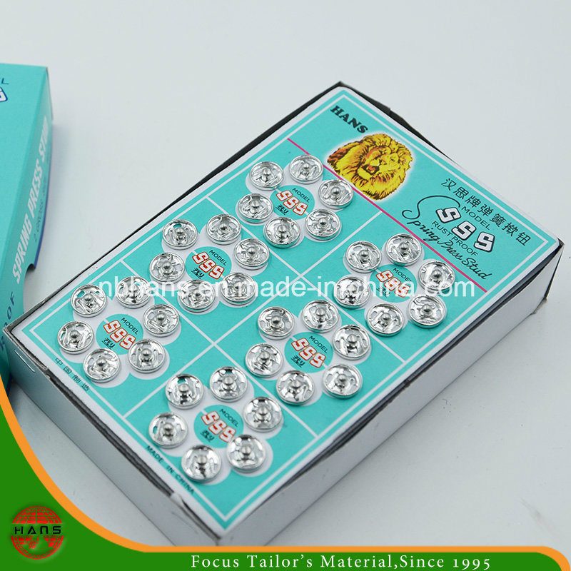 Lion Brand Good Quality Spring Press Stud Button