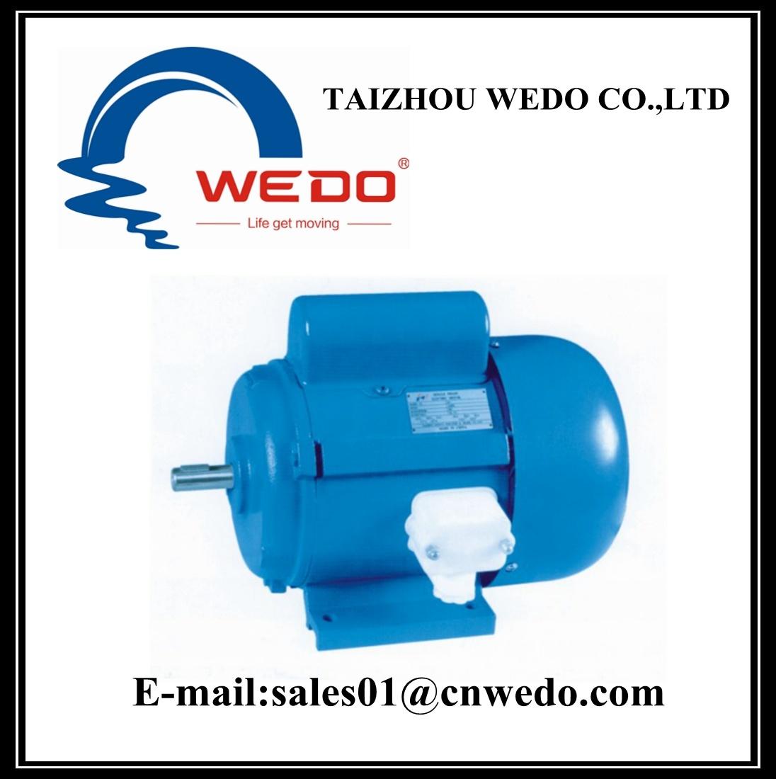 China Jy09A-4 Single-Phase Capacitor Start Induction Motor - China ...