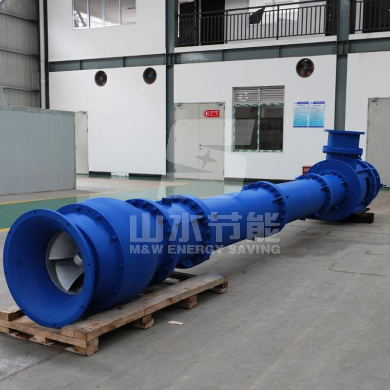 Turbine Pump for Water Intaking