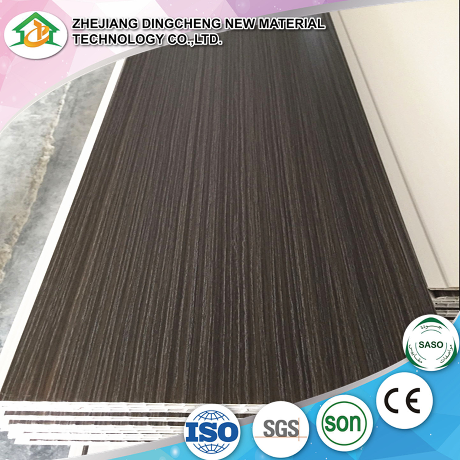300mm Pvc Strong Wall Panel Panels Ceiling Decoration Dc 36
