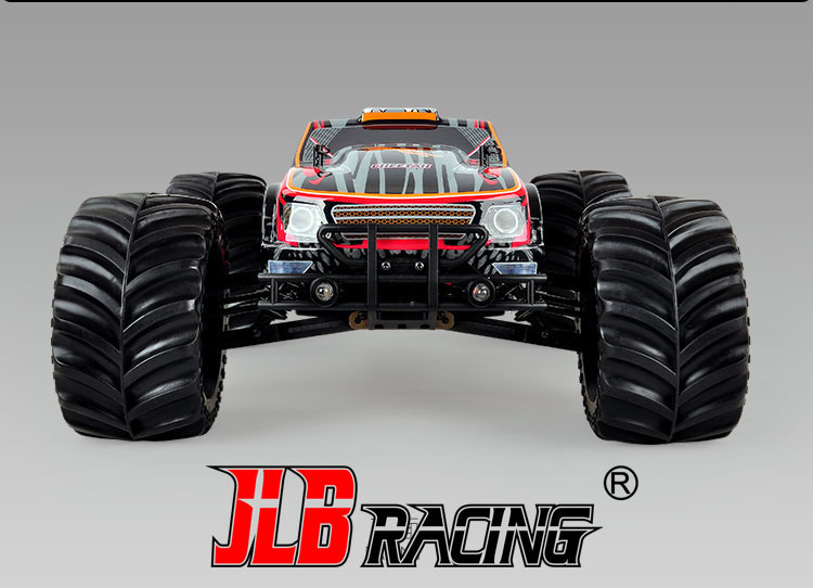 Jlb Racing 1/10 Scale Electric Powered off Road Monster Truck/Car 11101 (RTR)