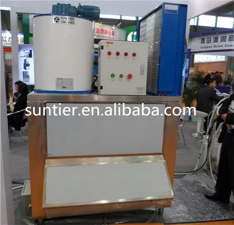 Used Ice Machine >> China 2200kg Day Ice Makers Flake Used Automatic Making Machine