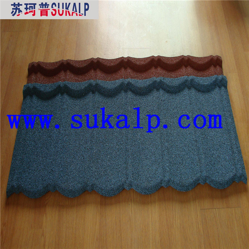 Stone Coated Metal Roof Tile Machine pictures & photos