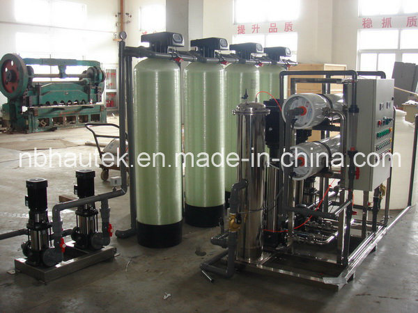 1000L RO Water Treatment Line pictures & photos
