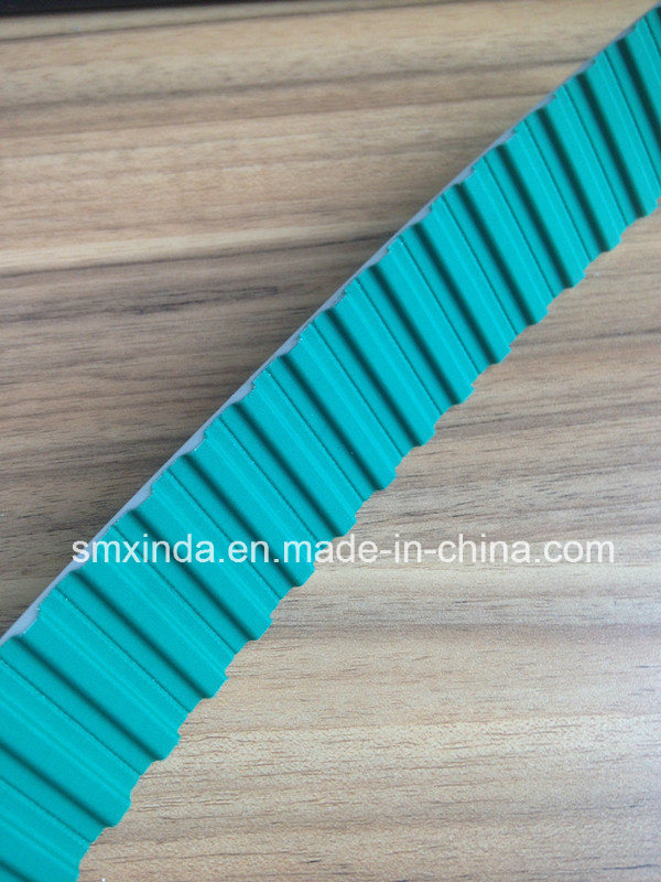 Single Sided Coating PU Open Timing Belt
