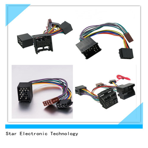 Brilliant China Manufacture Of Replacement Bmw Radio Video Stereo Iso Wiring Cloud Hisonuggs Outletorg