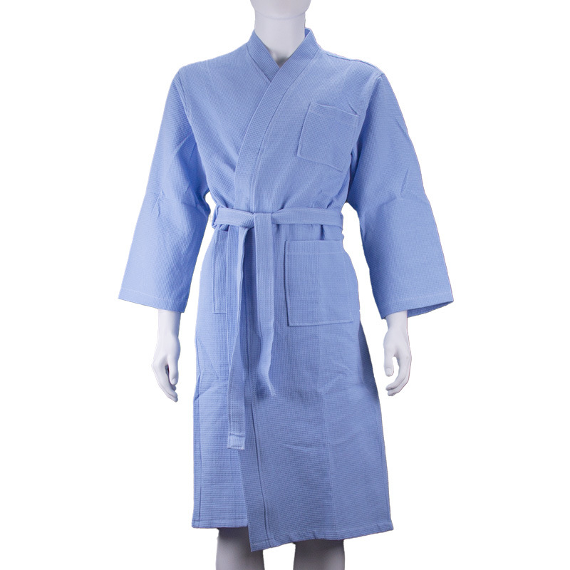 be0151754af High Luxury Waffle Hospital Robe From China Leading Manufacturer