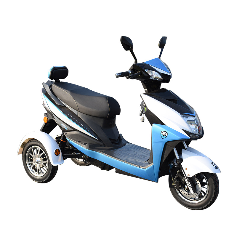 [Hot Item] Cheap 60V800W Electric 3 Wheeler Scooter for Adults/Delerly