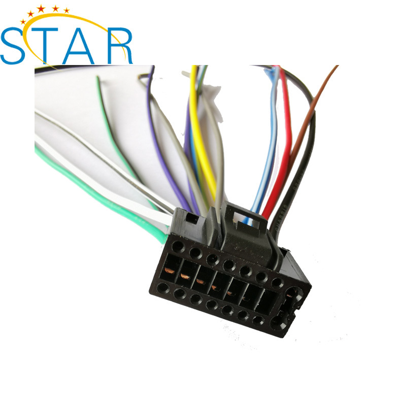 [ZHKZ_3066]  China Manufacture Car Alpine Wiring Harness Stereo 16 Pin Wire Connector  Harness - China Wiring Harness, 16 Pin Alpine Wire Harness | Alpine Wire Harness |  | Shanghai Star Electronic Technology Co., Ltd.