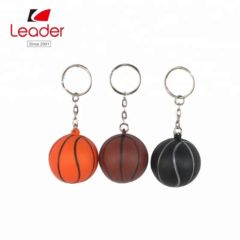 Newest Promotional Gifts Basketball Key Chains Volleyball Keychain pictures & photos