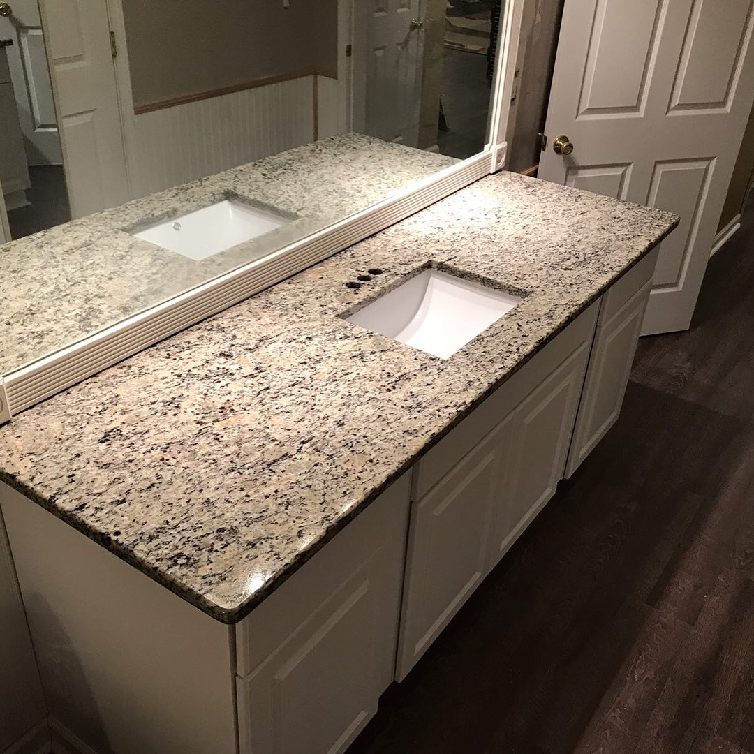 Hot Item Yellow Santa Cecilia Granite Countertops For Kitchen Bathroom Commerical Hotel Home Design