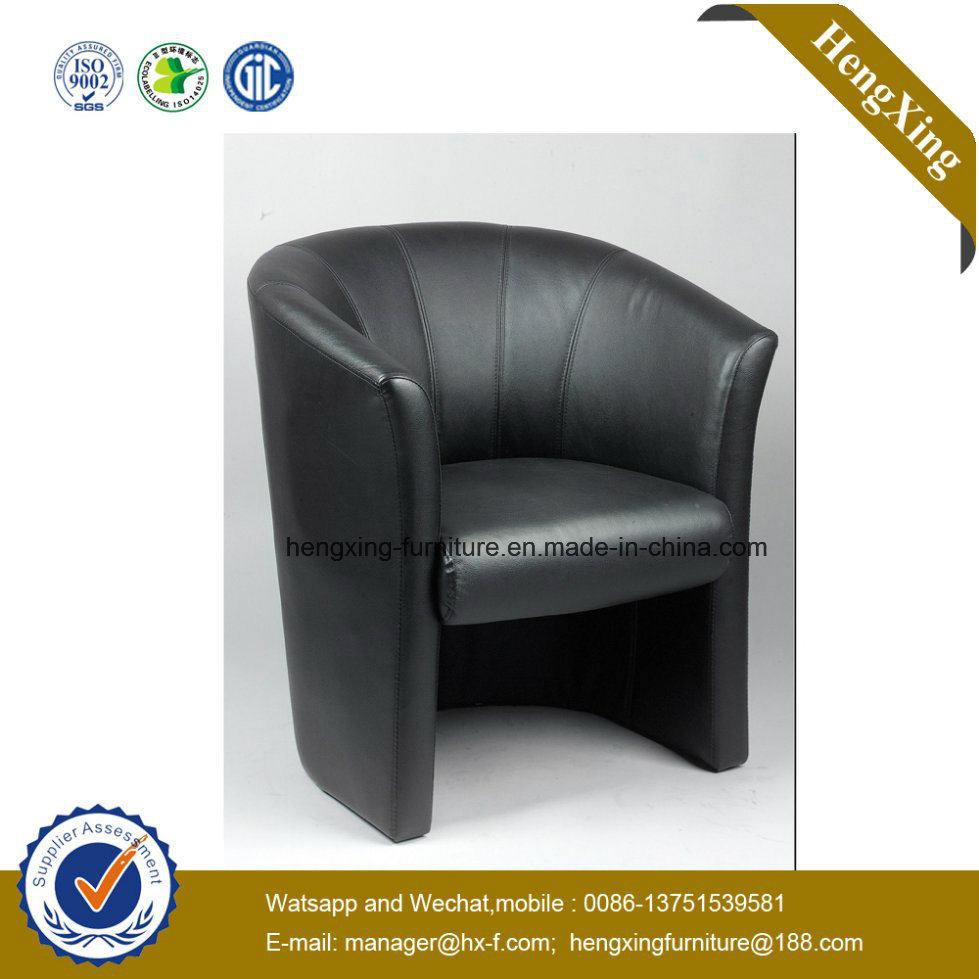 China Simple Leather Sofa Chair
