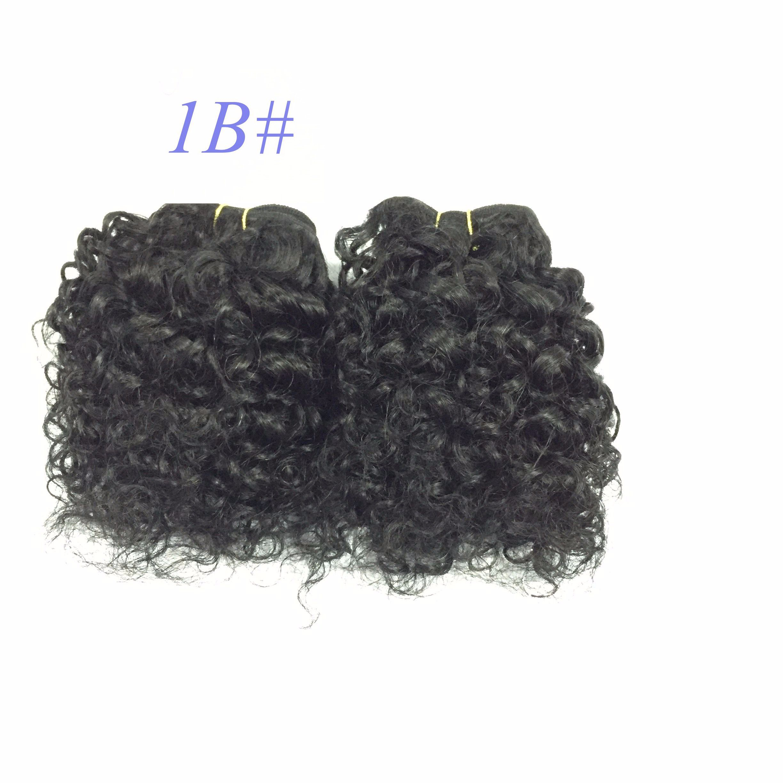 China Big Promotion Various Colors Bebe Curly Hair Extension China