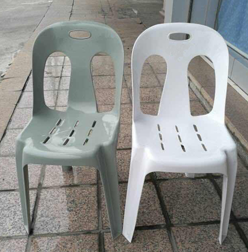 Stackable Cheap Outdoor Plastic Chairs