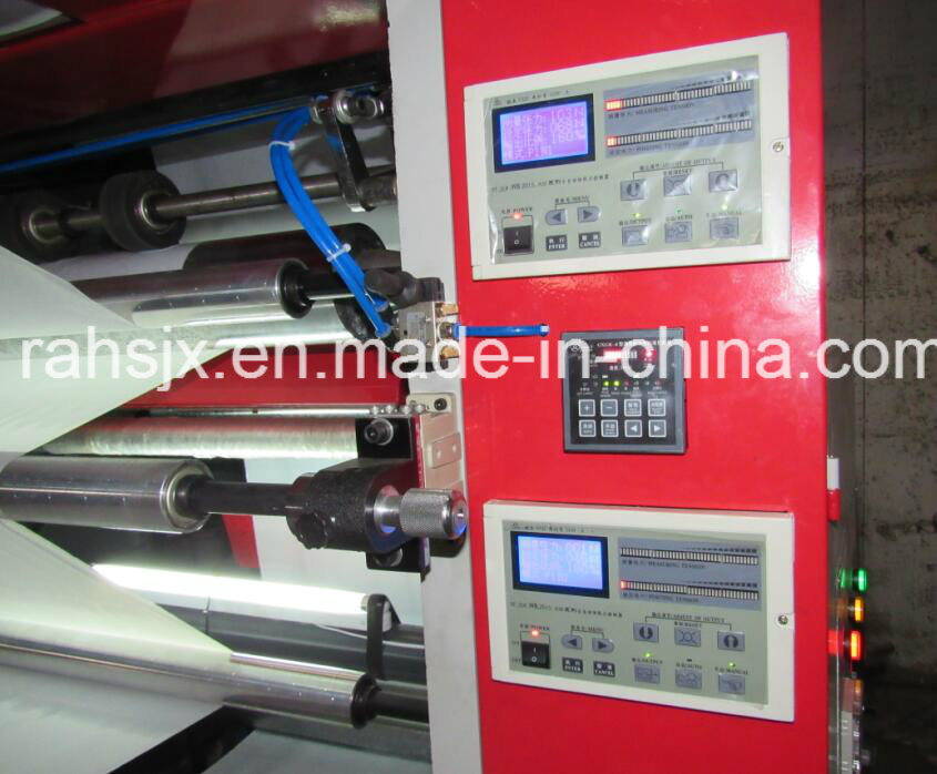 Double Colour Food Paper Flexographic Printing Machine
