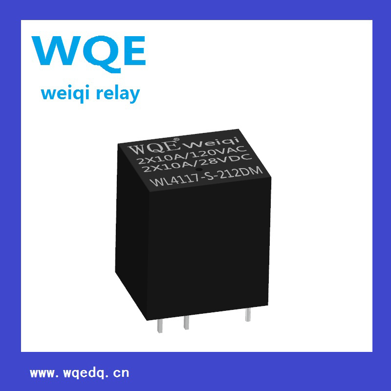 (WLF4117) PCB Relay Miniature Automotive Relay for Auto Parts