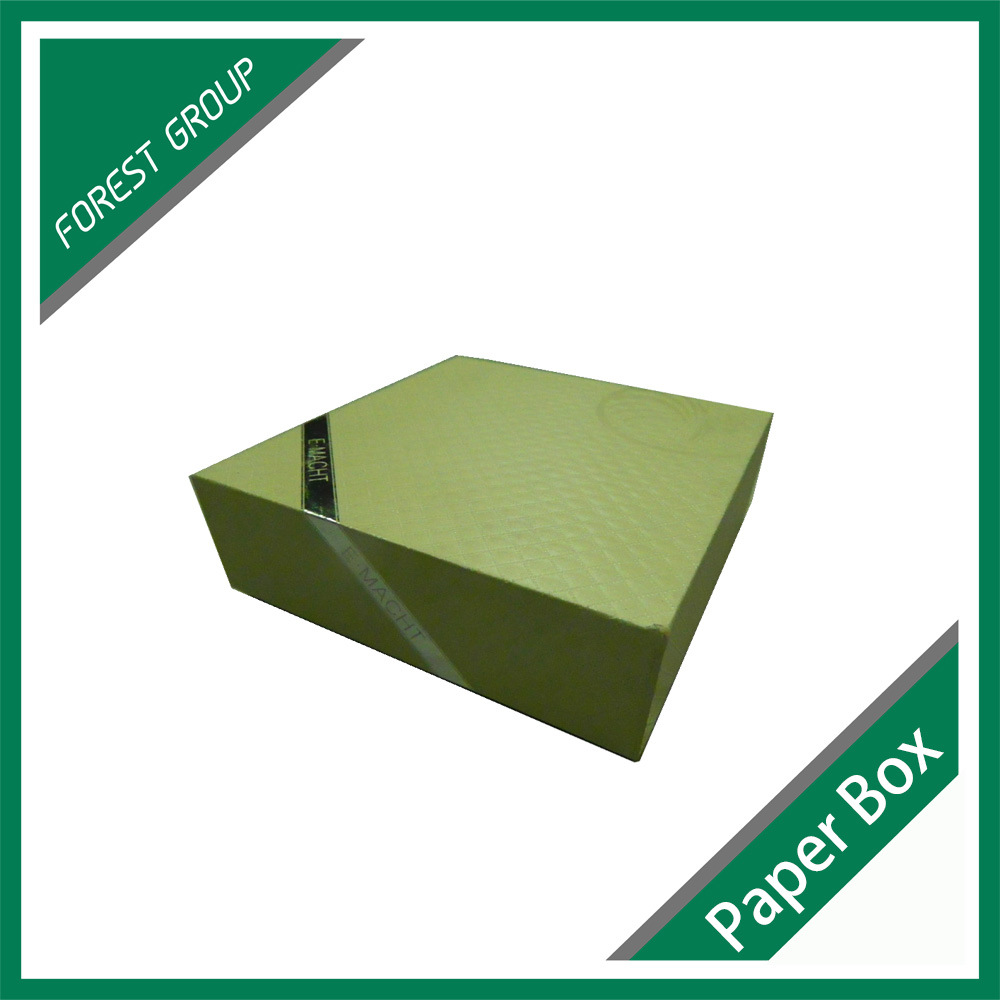 Fancy Carton with Velvet Insert Gift Box pictures & photos
