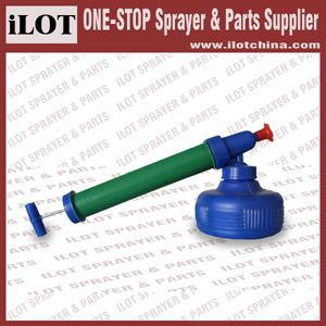 [Hot Item] Ilot Plastic Manual Flit Trombone Powder Water Sprayer