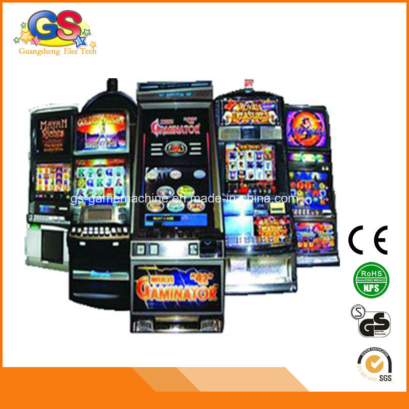 Las vegas slot machine company gambling cities of the world