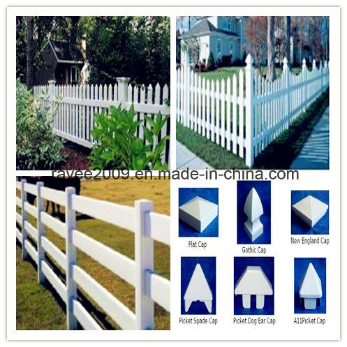 No Dig Architectural Style Beautiful Plastic Garden Fence