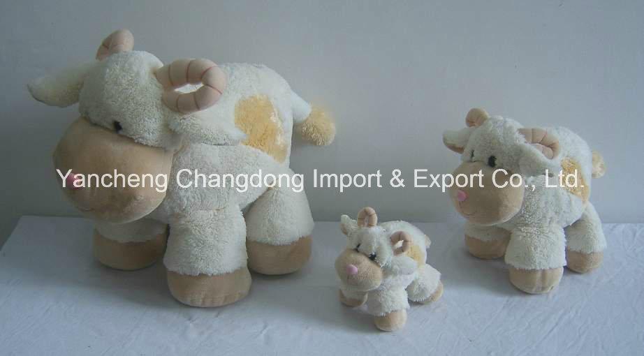 China Cute Soft Stuffed Goat China Toy Goat Plush Goat