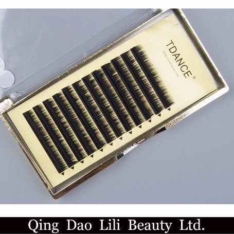 China Wholesale Korean High Quality Mink Eyelash Extensions, PBT