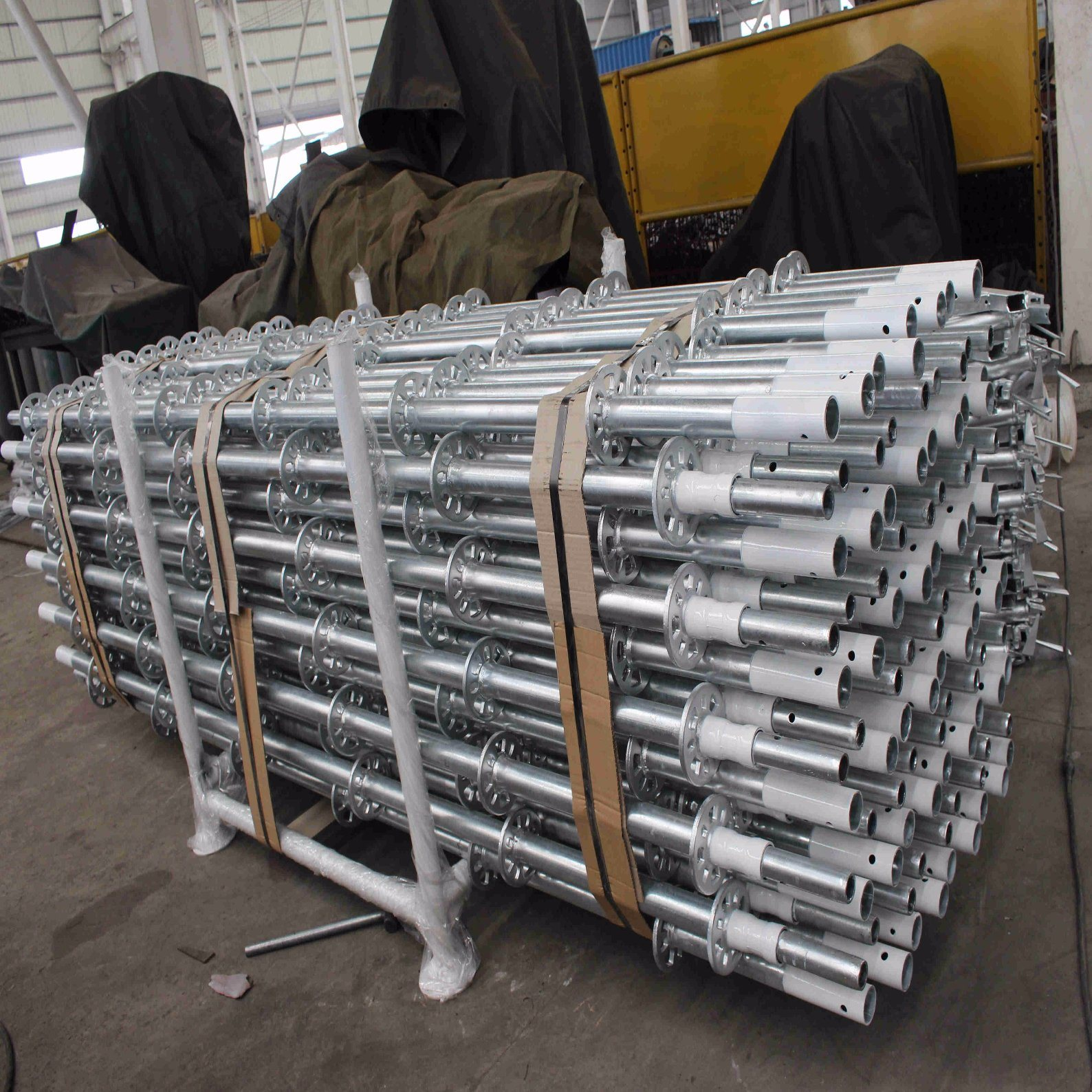 China En12810 Certified Steel Allround Scaffolding Photos & Pictures ...