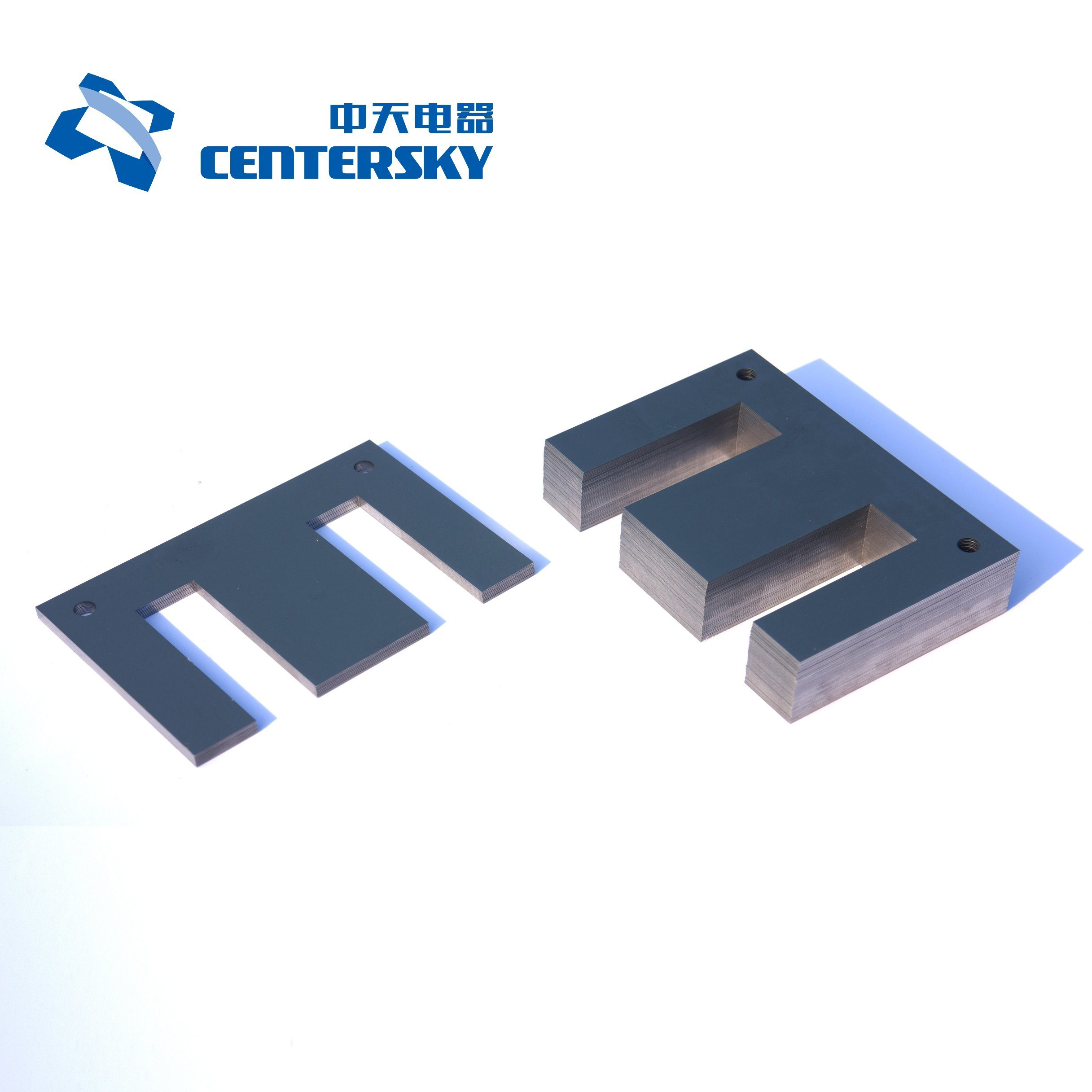Coated Surface Treatment and Cold Rolled Technique Electrical Steel Laminations for Transformer