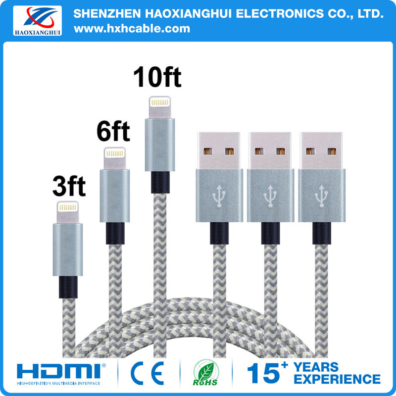 for iPhone Cable Wholesale Cell Phone Accessories pictures & photos
