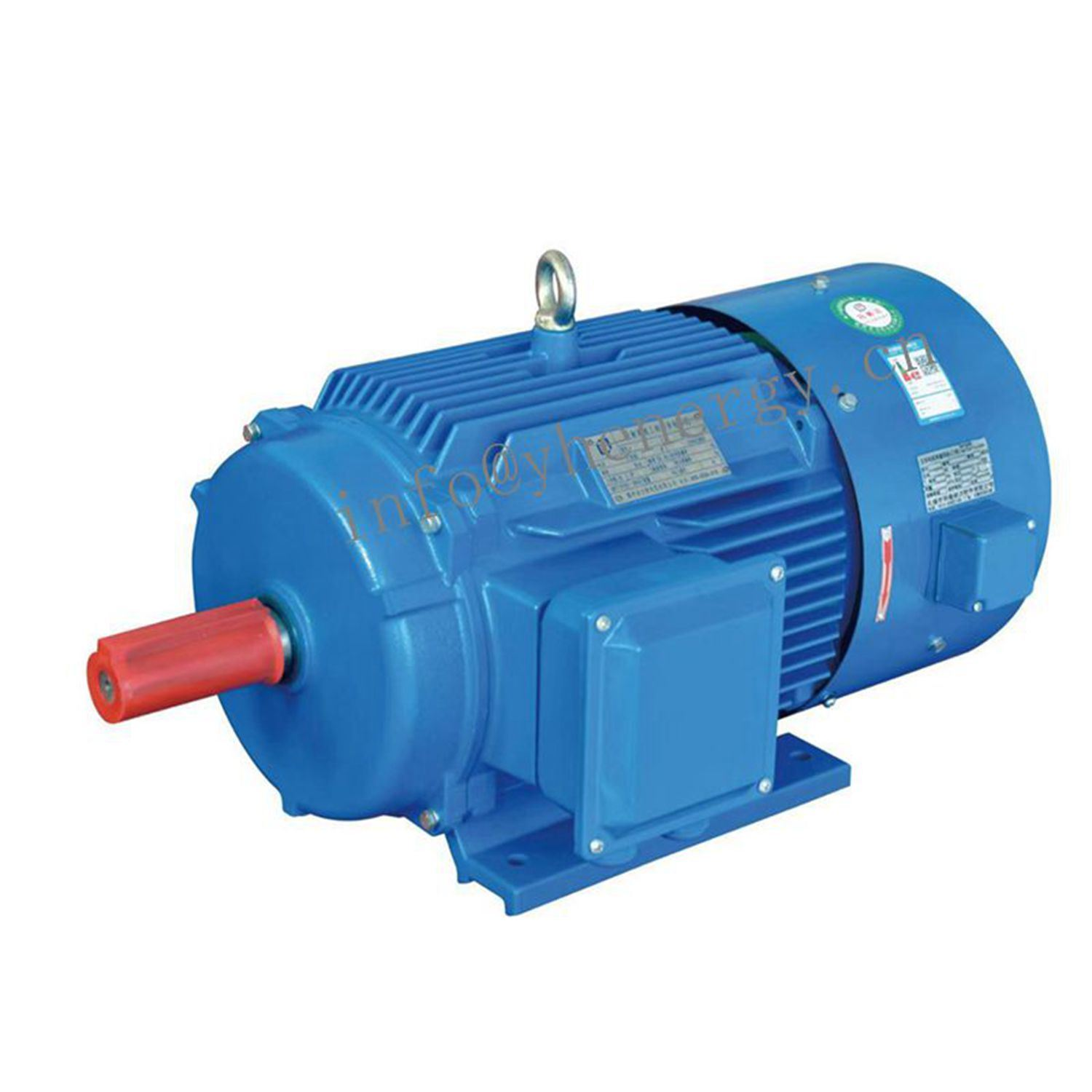 China Ac Three Phase Asynchronous Electric Motor Industry Induction Motor
