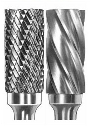 China Type B Cylindrical with End Cutter Tungsten Carbide