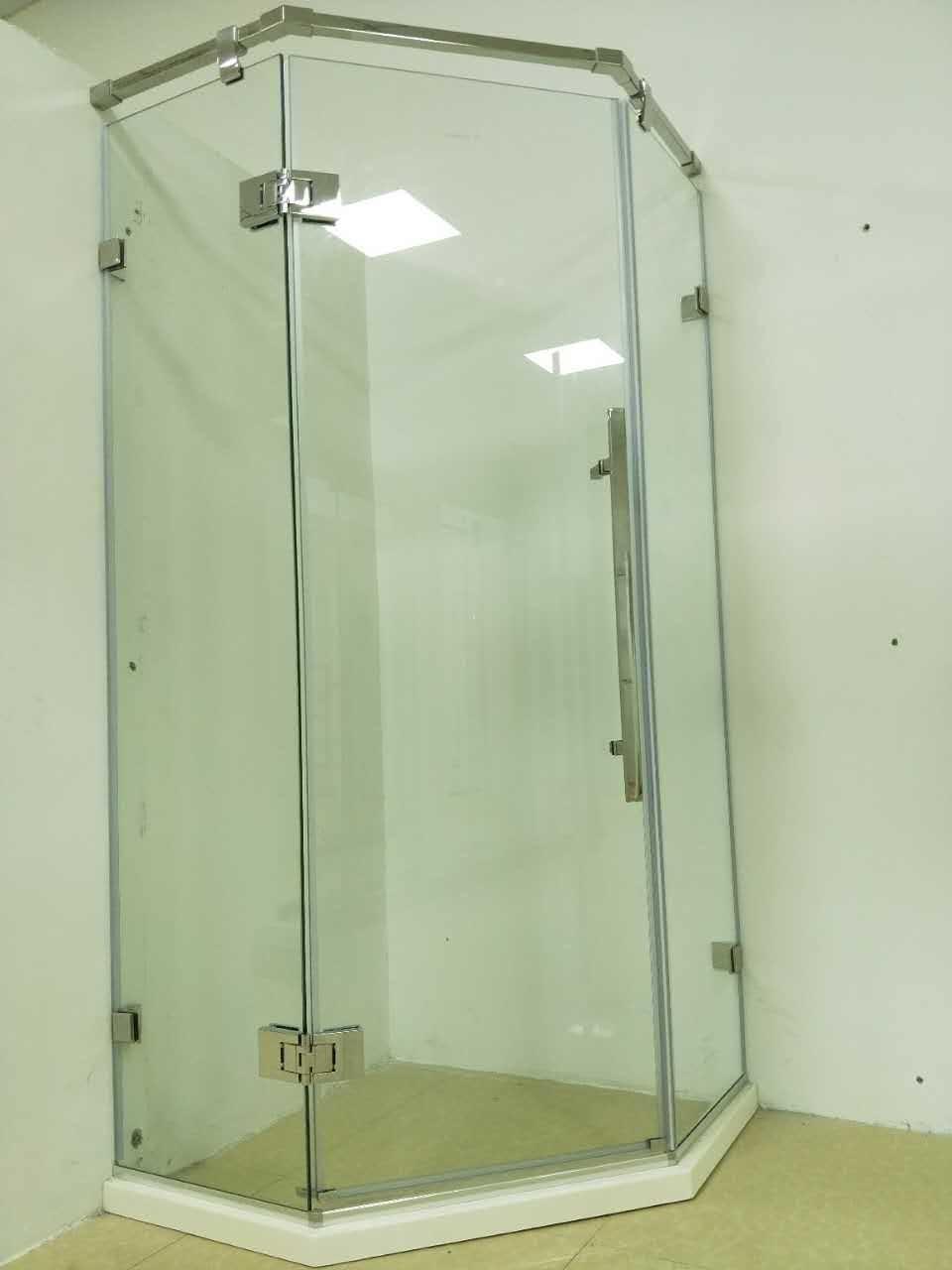 China Diamond Shape Shower Room Shower Enclosure Shower Cubicle ...