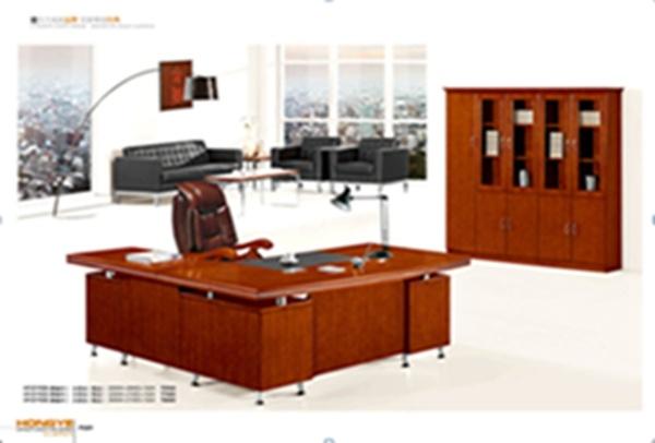 China 2015 Hot Sale Office Furniture Modern Design Teak Wood