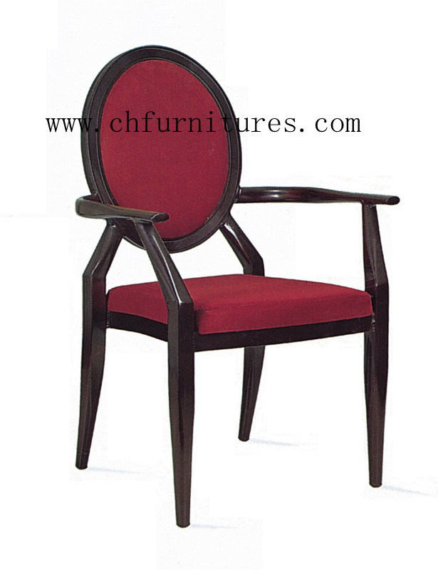 2014 New Style Aluminum Banquet Hall Arm Chair (YC-D57)