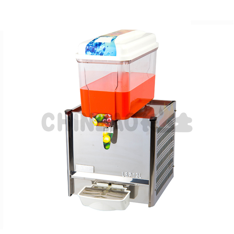 China 12l Single Commercial Juice Beverage Dispenser China Beverage Dispenser Juice Machine