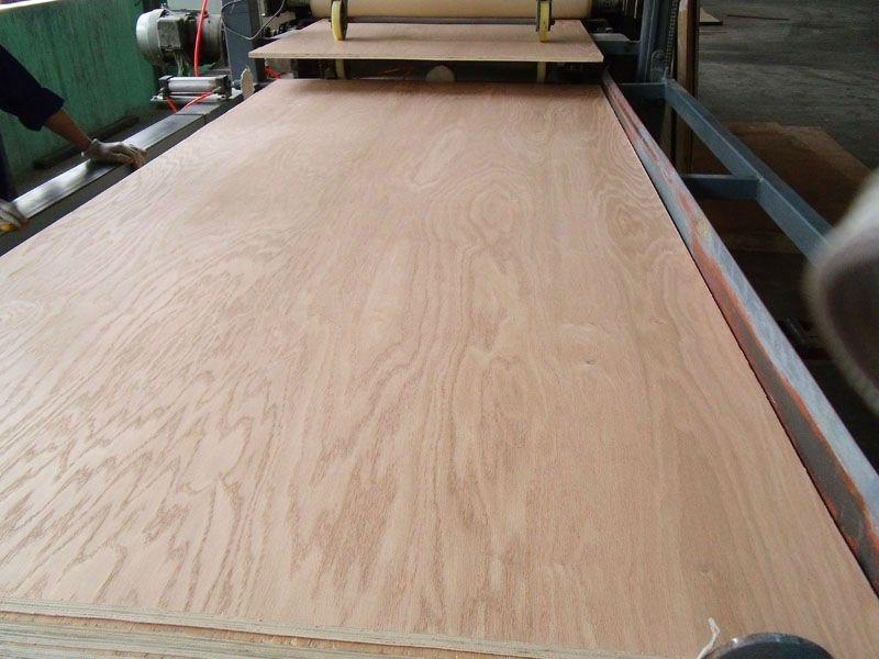 China Aa Bb Grade Natural Red Oak
